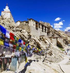 Shey Monastery, Ladakh