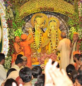Shri Krishna Janmabhoomi, Mathura
