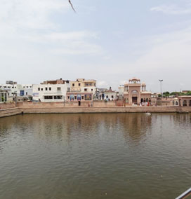 Shyam Kund, Vrindavan