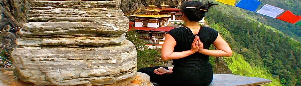 Spirituality and Wellness in Bhutan