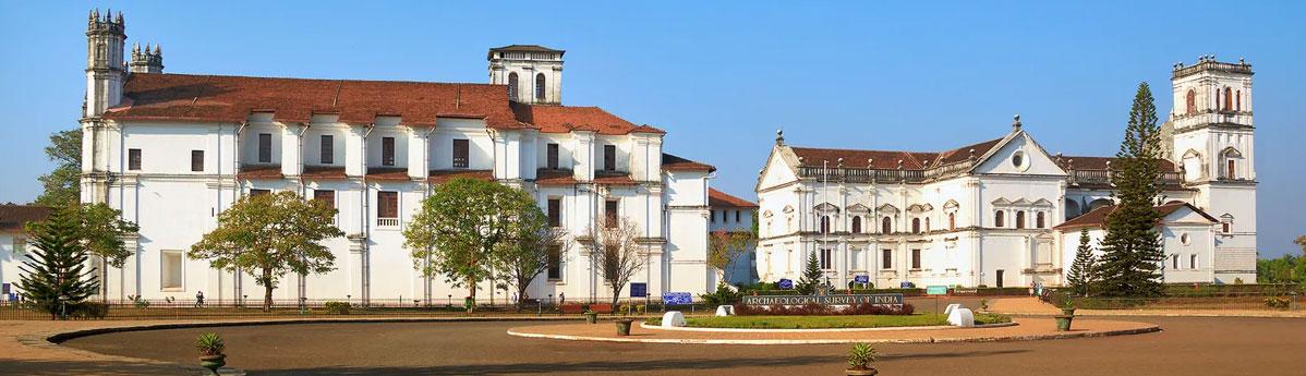 Catherine's Church Goa