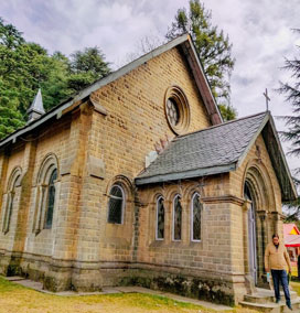St. John's Church, Dalhousie