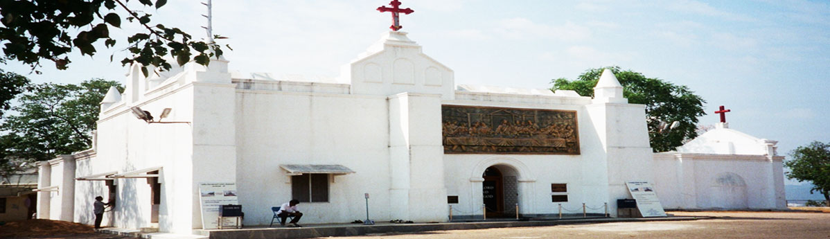 St. Thomas Mount in Chennai