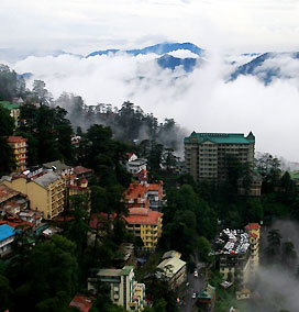 Summer Hill, Shimla