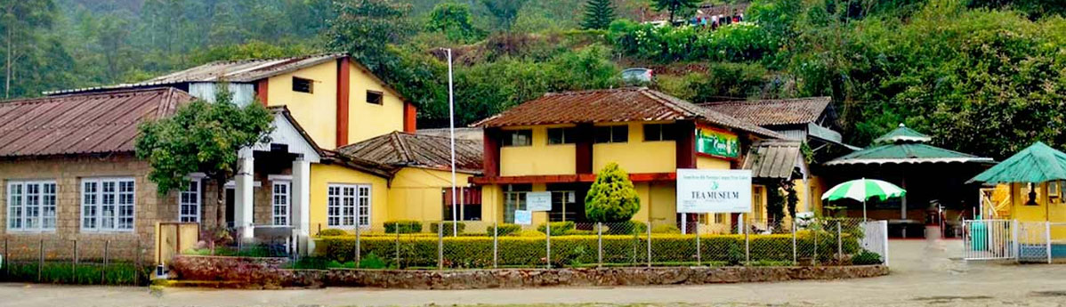 Tea Museum in Munnar