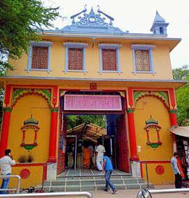 Temple of Sankat Mochan, Varanasi