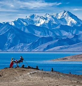 Tso Kar Lake, Leh Ladakh