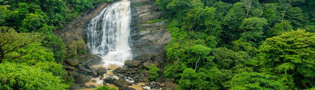 Valara Waterfalls, Munnar