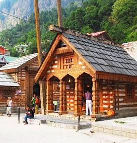 Vashisht Temple, Manali