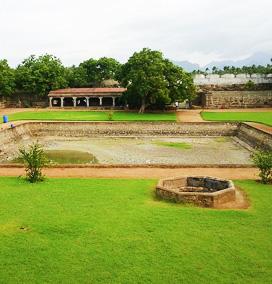 Vattakottai Fort, Kanyakumari