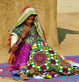 Village Women Craft Ranthambore