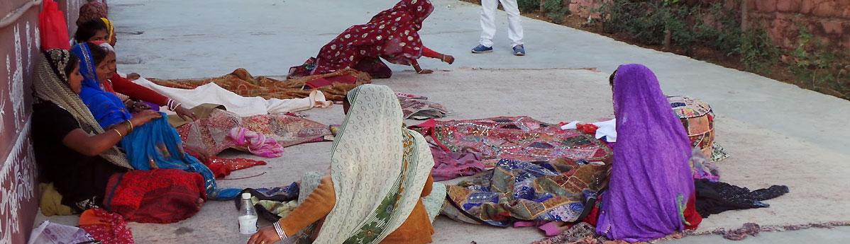 Village Women Craft Ranthambore