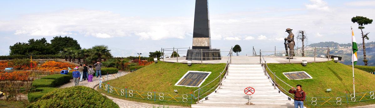 War Memorial, Darjeeling
