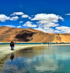Yarab Tso Lake, Ladakh